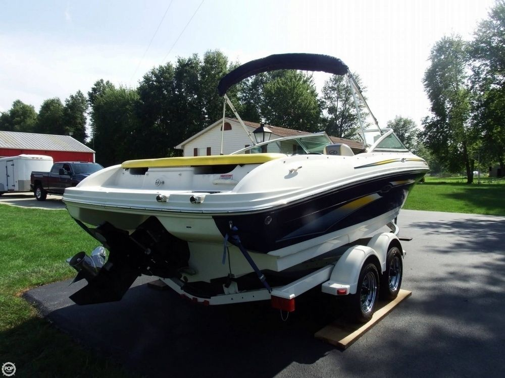 2006 sea ray 205 sport review