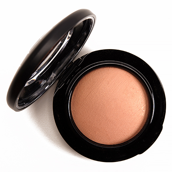 mac mineralize blush warm soul review