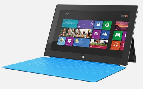microsoft surface with windows rt 64gb tablet review