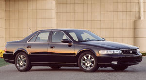 2004 cadillac seville sts review