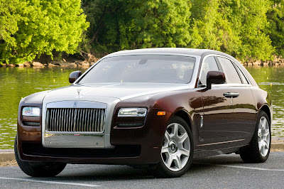 2011 rolls royce ghost review