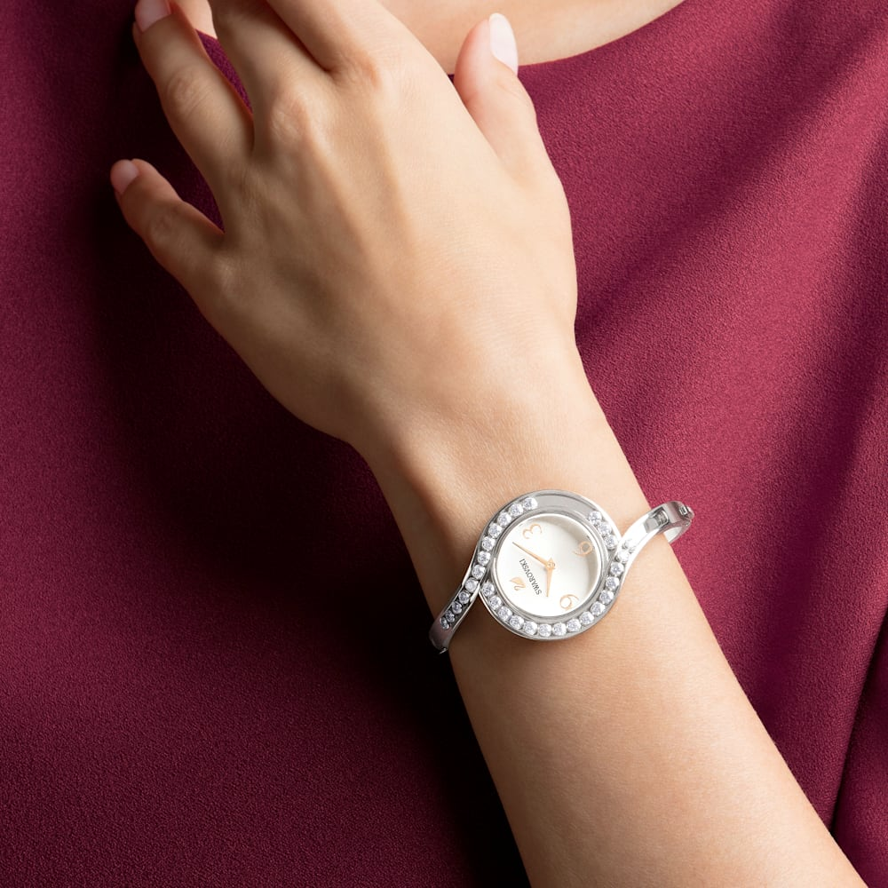 swarovski lovely crystals watch review