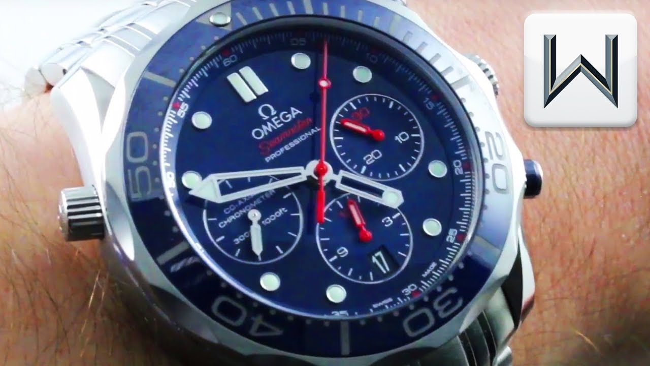 omega seamaster diver 300m review