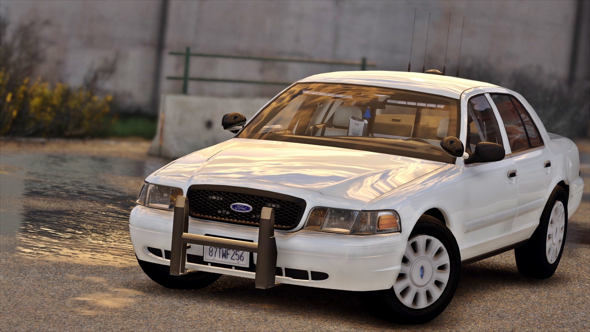 2009 crown victoria police interceptor review