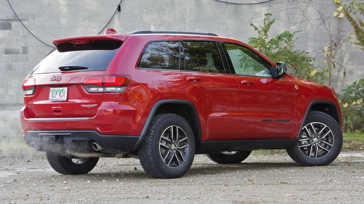 2017 grand cherokee trailhawk review