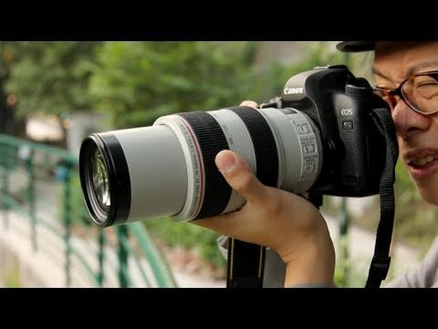 canon ef 70 300mm f 4 5.6 is usm review
