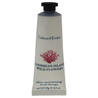 crabtree & evelyn caribbean island wild flowers hand therapy review