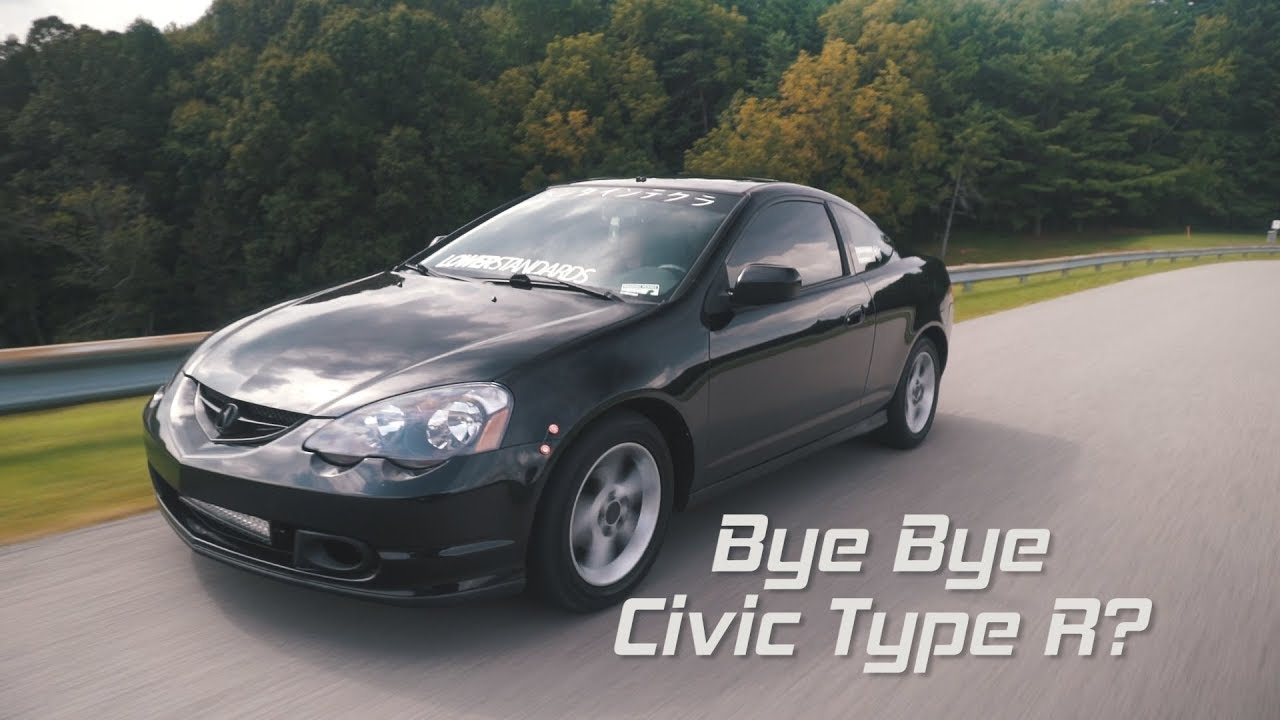 acura rsx type s review