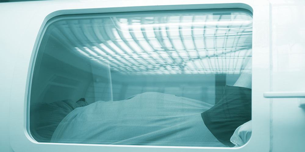 oxford hyperbaric oxygen therapy reviews
