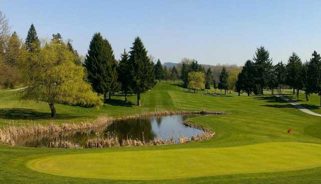 fort langley golf course review
