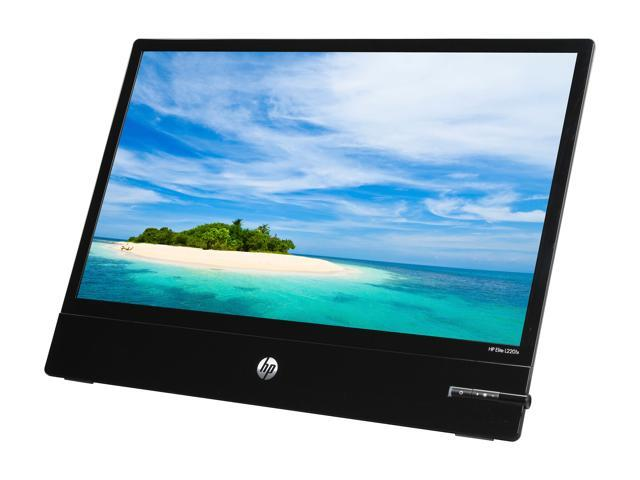 hp 21.5 monitor review
