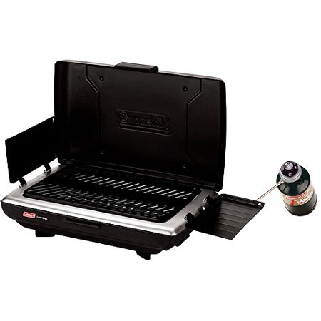 coleman charcoal camp grill review