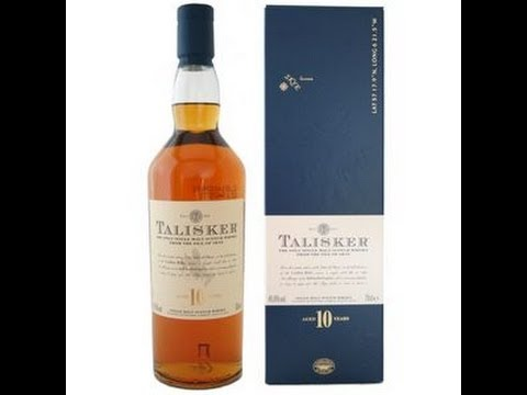talisker 10 year old review