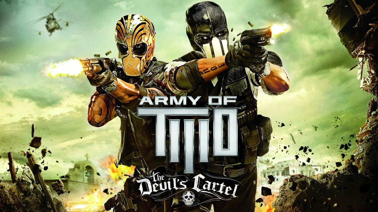 army of two ps3 review