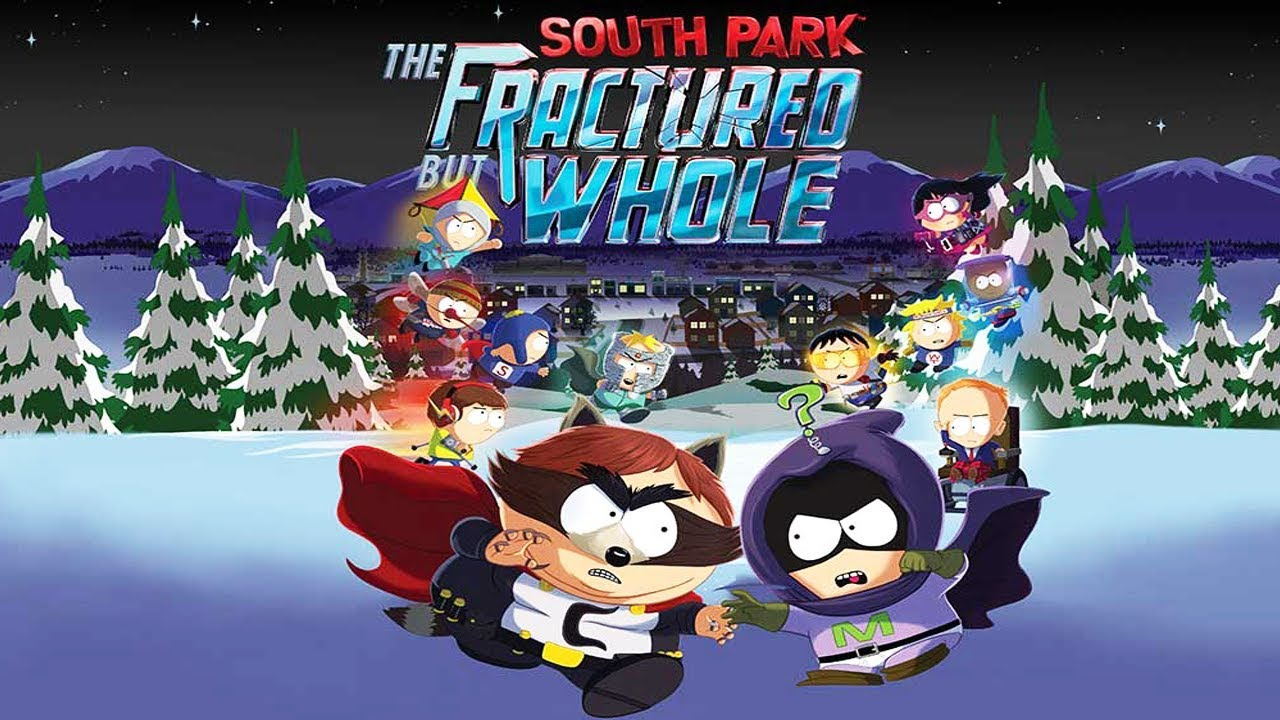 fractured but whole review ps4