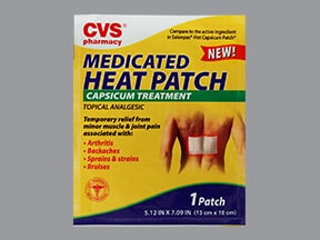 heat patches for back pain review