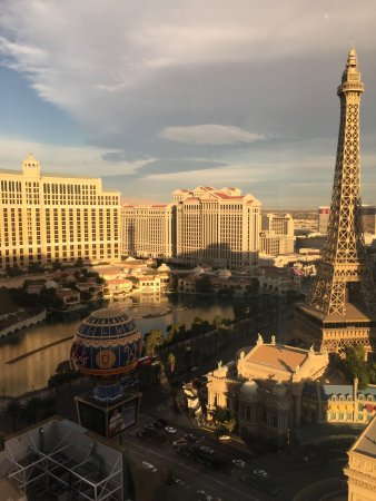 planet hollywood hotel vegas reviews