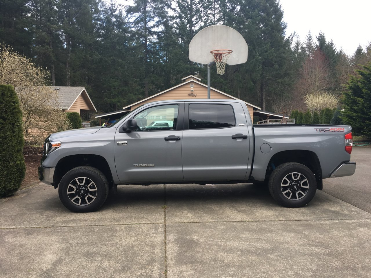 low range off road tundra leveling kit review