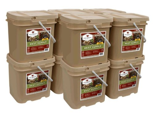 freeze dried food storage reviews