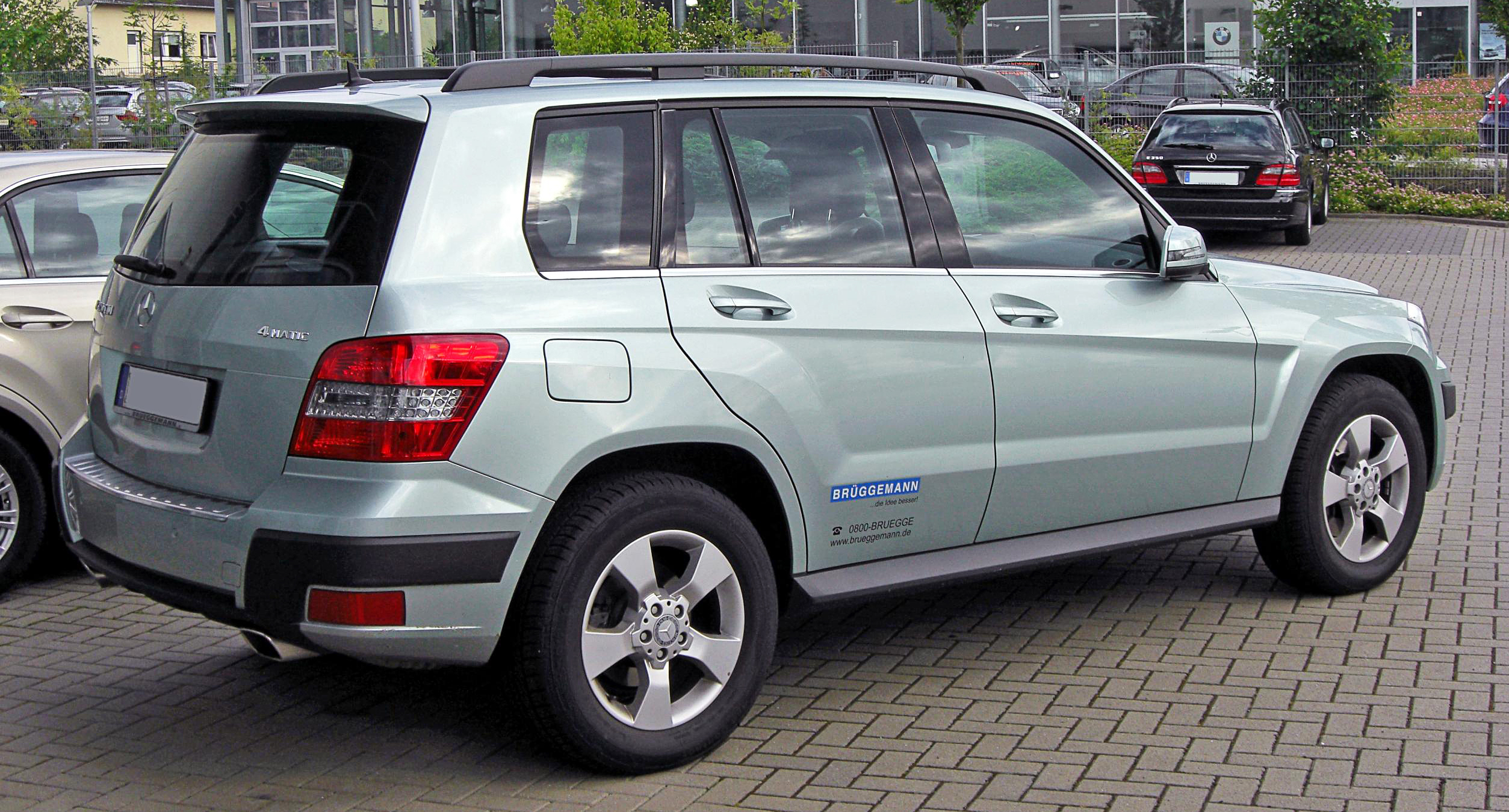 mercedes glk 320 cdi review