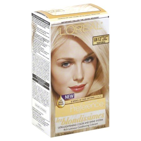 loreal hair color products reviews