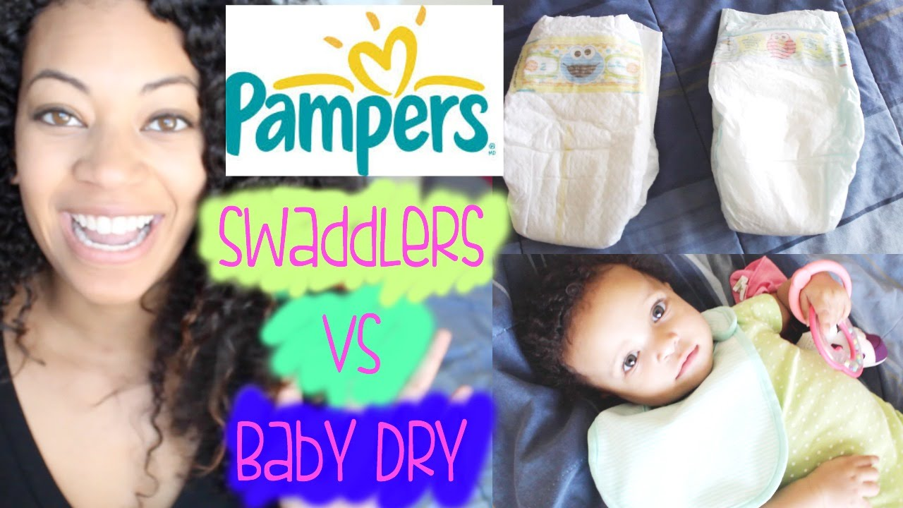 pampers baby dry reviews 2017