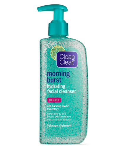 clean and clear morning burst moisturizer review