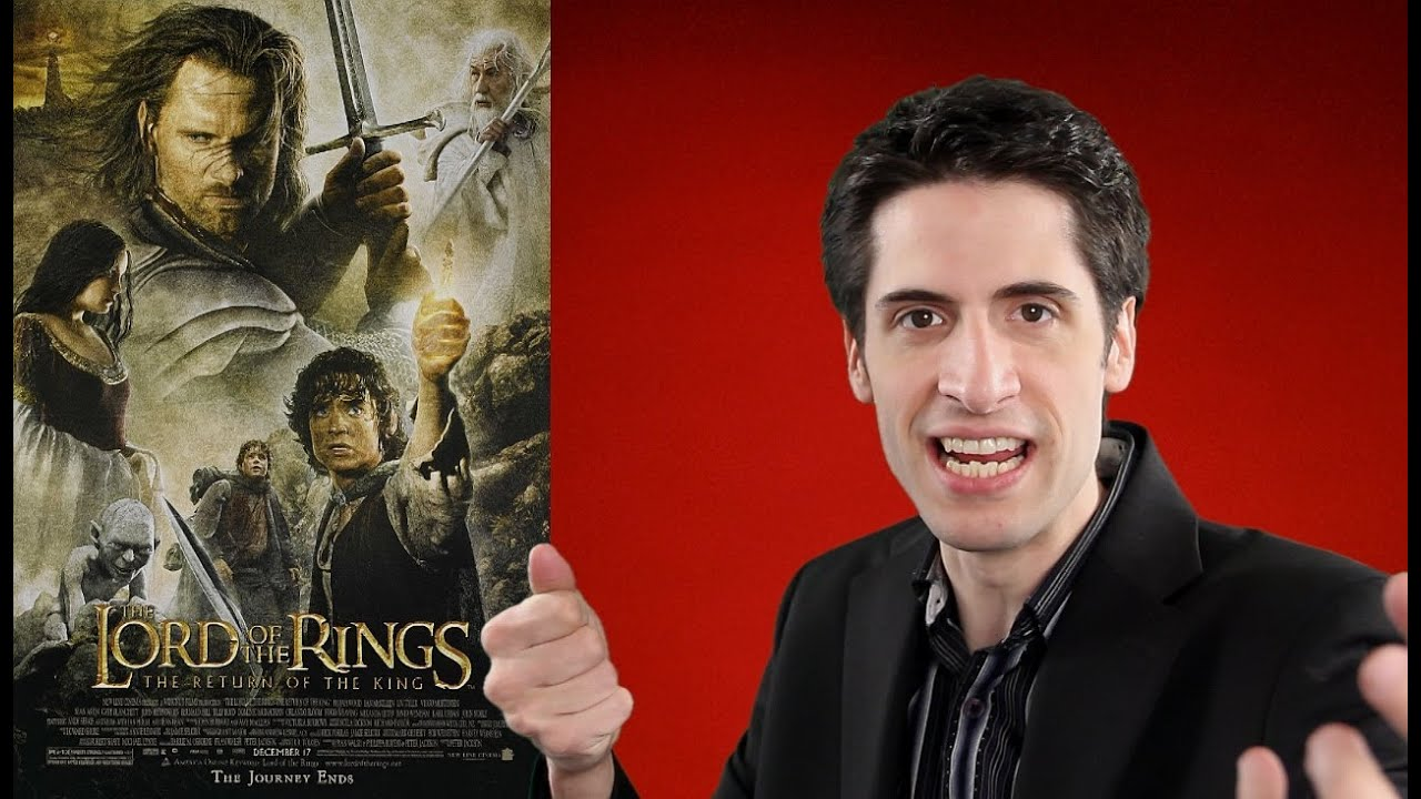 lord of the rings movie review