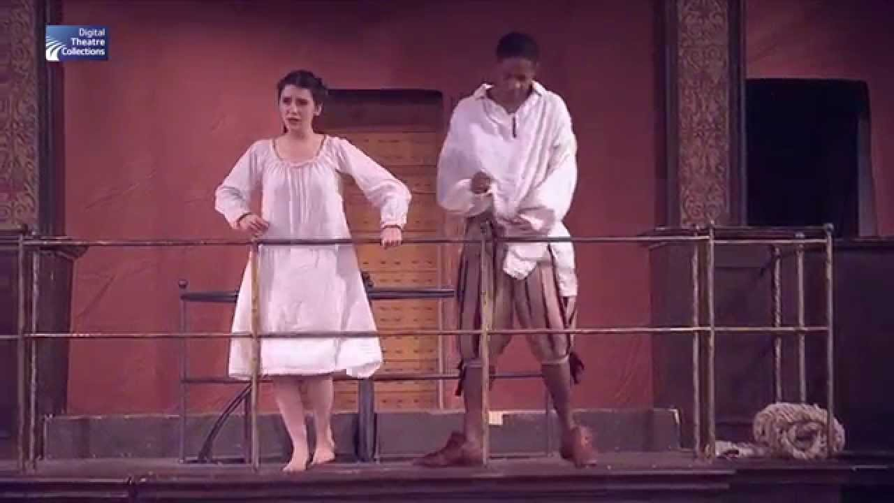 romeo and juliet the globe review