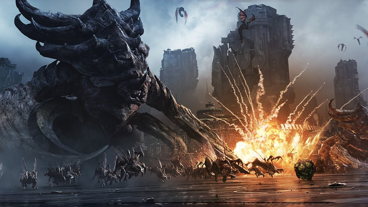 starcraft ii heart of the swarm review