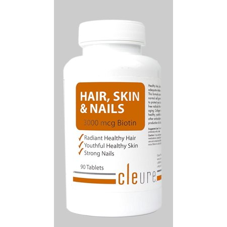 best hair and nail supplement reviews