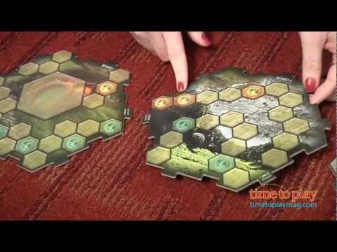 the hobbit board game review