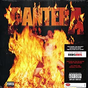 pantera reinventing the steel review