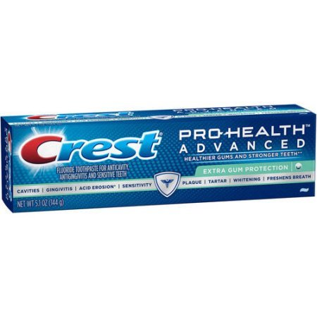 crest pro health toothpaste reviews