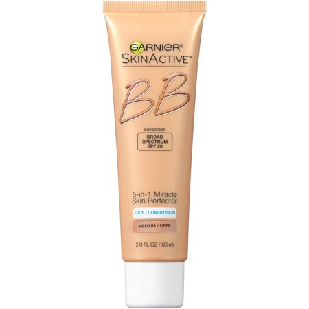 garnier fructis bb cream for oily skin review
