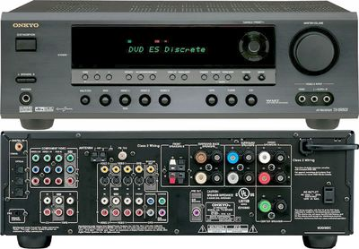 onkyo tx 8020 stereo receiver review