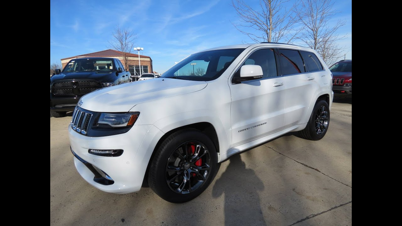 jeep grand cherokee srt review 2014