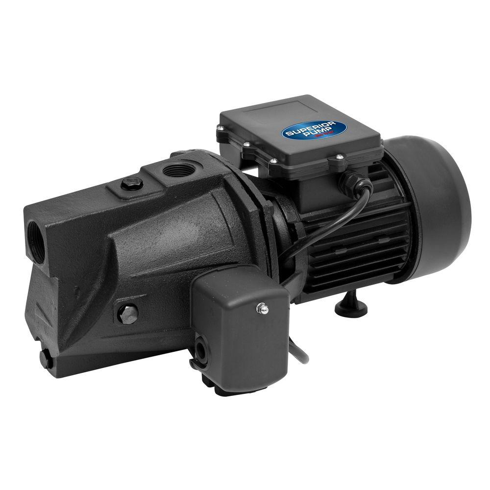 shallow well jet pump reviews