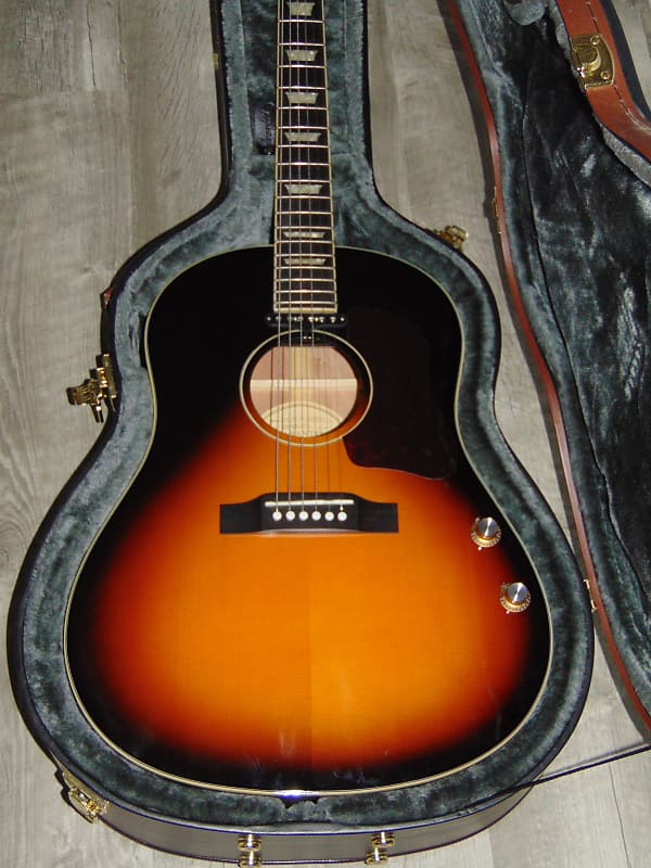 epiphone limited edition ej 160e review