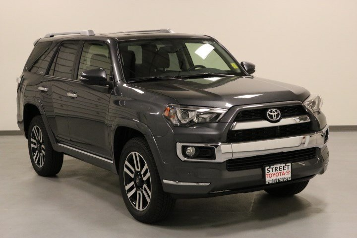 toyota 4runner limited review 2017