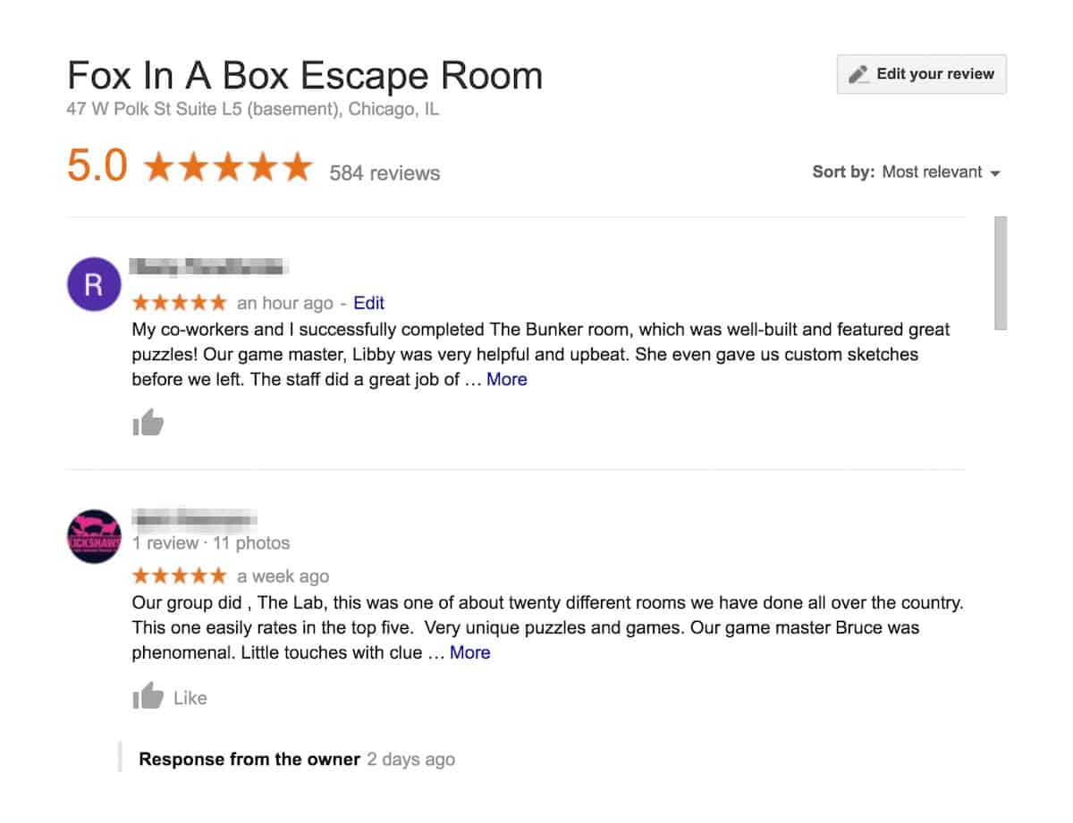 how to solicit google reviews
