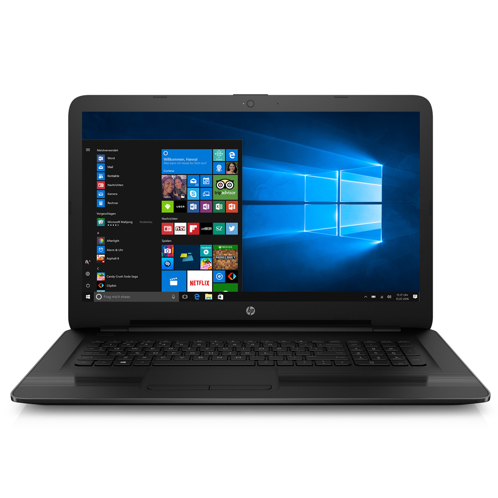 hp laptop 17 x116dx review