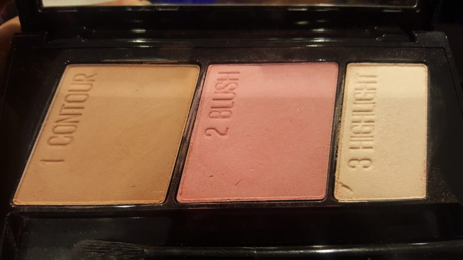 maybelline master contour palette review