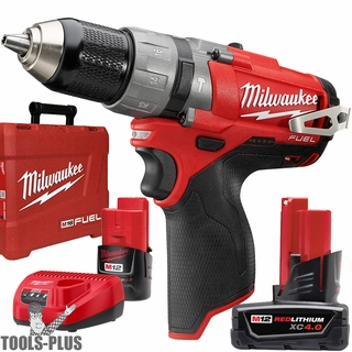 milwaukee m12 fuel hammer drill review
