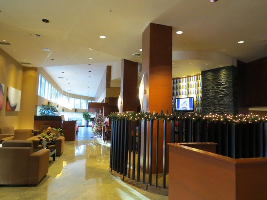 radisson hotel vancouver airport reviews