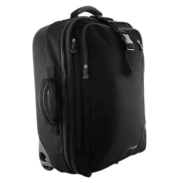 rick steves rolling carry on reviews