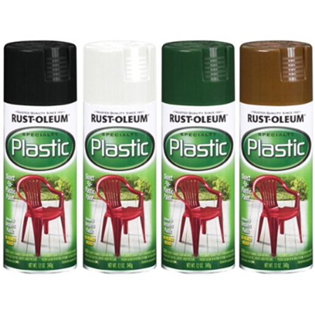 rustoleum spray paint for plastic review