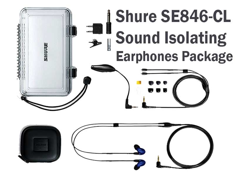 shure noise cancelling earbuds review