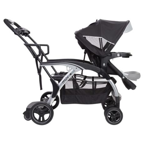 sit and stand lx stroller reviews