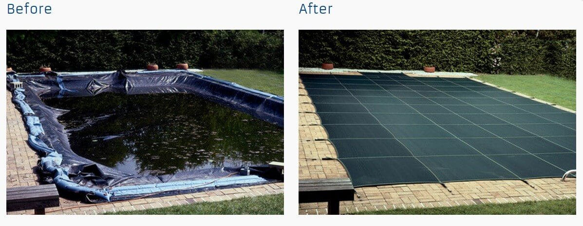 swimming pool safety covers reviews